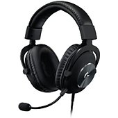Casque gamer Logitech PRO X Gaming Headset Noir