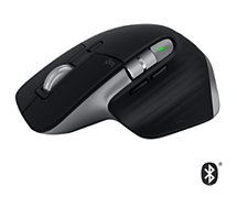 Souris sans fil Logitech  MX Master 3 Advanced Wireless Noir