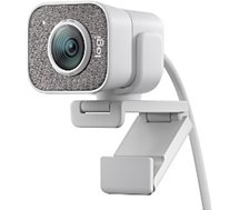 Webcam Logitech  Streamcam Off White
