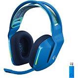 Casque gamer Logitech  G733 LIGHTSPEED Blue