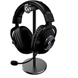 Casque gamer Logitech  PRO X GAMING Headset + Stand