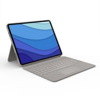 Logi clavier Combo Touch pour iPad Pro 12.9''