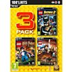 Jeu PC Just For Games Pack Lego 3 Jeux