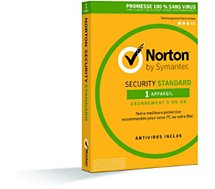 Logiciel antivirus et optimisation Symantec Norton Security 1 poste