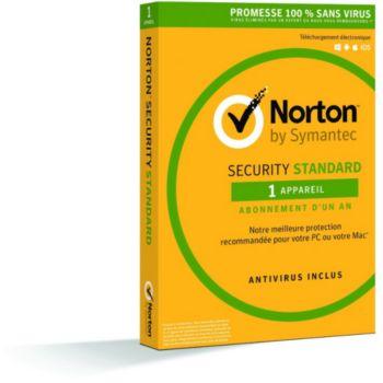 Symantec Norton Security 1 poste