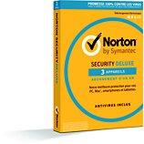 Logiciel antivirus et optimisation Symantec Norton Security 3 postes