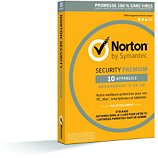 Logiciel antivirus et optimisation Symantec  Norton Security 10 postes