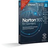 Logiciel antivirus et optimisation Norton Lifelock  360 Gamer (3 postes)