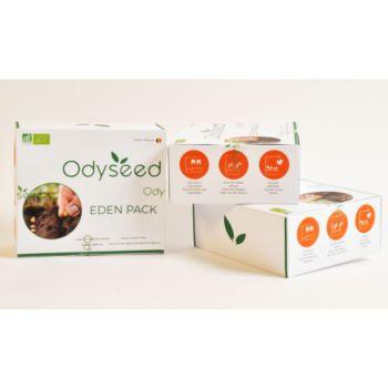 Odyseed Coriandre et Basilic grand vert