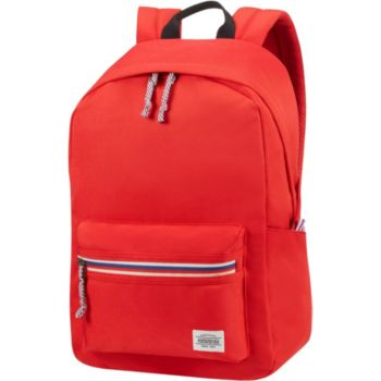 American Tourister zip rouge UPBEAT