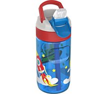 Gourde enfant Kambukka  enfant lagoon 400ml happy alien