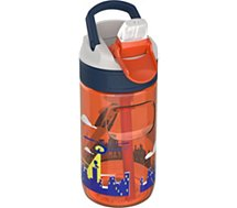 Gourde enfant Kambukka  enfant lagoon 400ml flying superboy