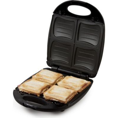gaufrier croque monsieur happy achat boulanger. Black Bedroom Furniture Sets. Home Design Ideas