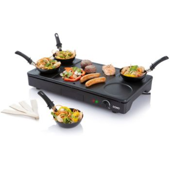 Domo DO8712W Gourmet Set