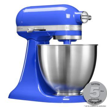 Kitchenaid mini 5KSM3311XETB Bleu Saphir