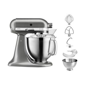 Kitchenaid 5KSM185PSEMS ARTISAN gris étain