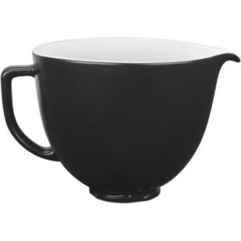 Kitchenaid 5KSM2CB5BM céramique Noir Mat 4.8L