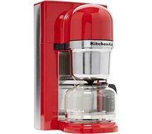 Cafetière programmable Kitchenaid 5KCM0802EER rouge empire