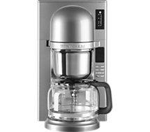 Cafetière programmable Kitchenaid 5KCM0802ECU Argent