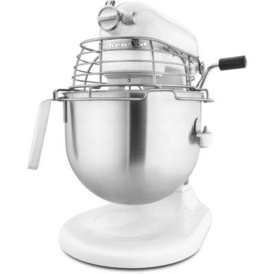 Location Robot pâtissier Kitchenaid 5KSM7990XEWH - Professionnel - bol 6.9L