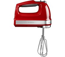 Batteur Kitchenaid 5KHM9212EER ROUGE EMPIRE