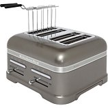Grille-pain Kitchenaid  5KMT4205EMS Gris Etain
