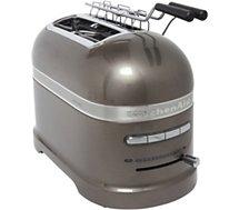 Grille-pain Kitchenaid  5KMT2204EMS GRIS ETAIN