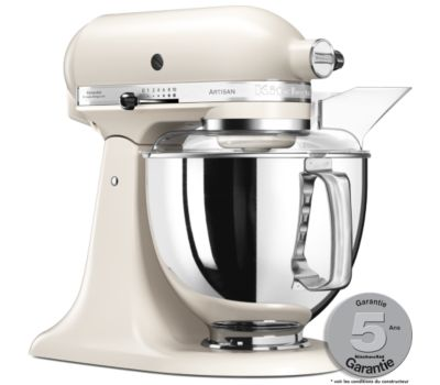 Robot pâtissier Kitchenaid 5KSM175PSELT ARTISAN Meringue