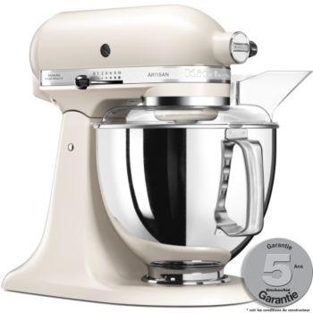 kitchenaid 5ksm175pselt meringue robot p tissier boulanger. Black Bedroom Furniture Sets. Home Design Ideas