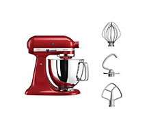 Robot pâtissier Kitchenaid 5KSM125EER ARTISAN Rouge Empire