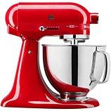 Robot pâtissier Kitchenaid  5KSM180HESD Rouge passion 100 ans