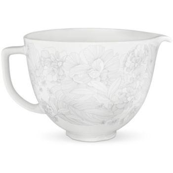 Kitchenaid 5KSM2CB5PWF céramique Murmure Floral