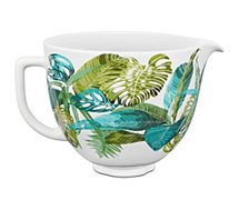 Bol Kitchenaid  5KSM2CB5PTF céramique Tropical floral