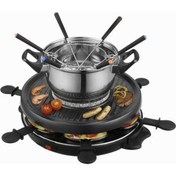 kalorik tkg rac 1010 fo raclette fondue boulanger. Black Bedroom Furniture Sets. Home Design Ideas