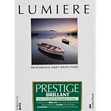 Papier photo Lumiere  Prestige Brillant 100f 12,7x17,8 310g