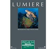 Papier photo Lumiere Prestige Brillant 20f A4 290g