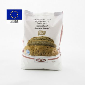 Cook & Bake pour pain brun 2 kg