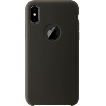 The Kase iPhone X SoftGel Silicone vert olive