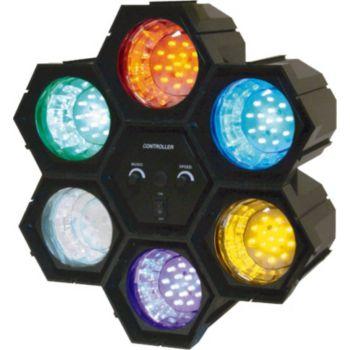Ibiza 6-LED LAMP RUNNING LIGHT
