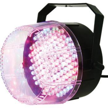 Ibiza Light Stroboscope tricolore à 112 LED - Ibiza