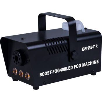 Boost Machine à fumée Led 400W