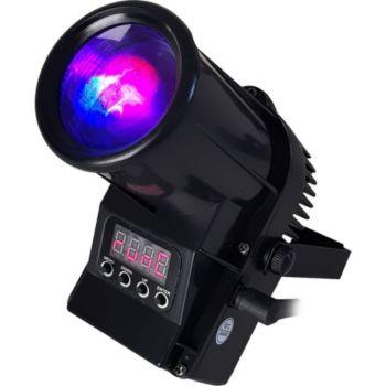 Ibiza Projecteur 10W à LED RVBB à 6 canaux DMX