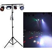 Jeu de lumières Ibiza Light Pack jeux de lumière à LED IBIZA DJ LIGH