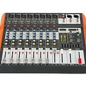 Table de mixage Ibiza IBIZA SOUND MX802 Table de mixage musiqu
