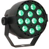 Jeu de lumières Ibiza Par mini RGB3