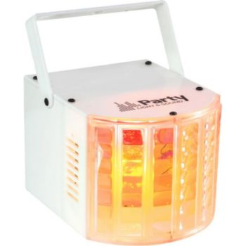 Party light&Sound Effet de lumière Derby à led 6 couleurs
