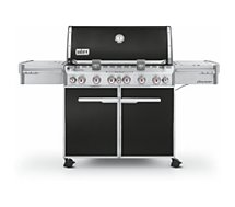 Barbecue gaz Weber  SUMMIT E 670 NOIR