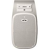 Kit mains libres voiture Jabra  Bluetooth Drive pour voiture gris/blanc