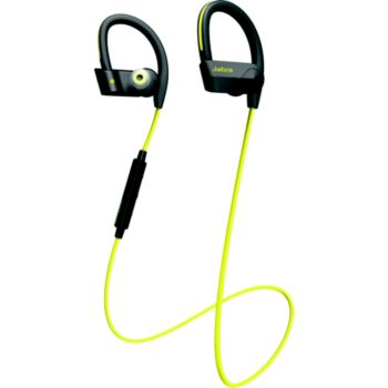 Jabra Sport Pace wireless jaune