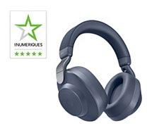 Casque Jabra  Elite 85h Bluetooth + filaire / ANC